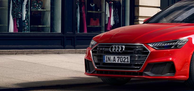 Audi A7 - 2018