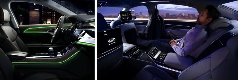 relaxzetel - comforthoofdsteunen - Audi A8
